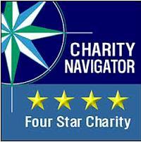 Charity Navigator 4 Star Charity Moms in Prayer International