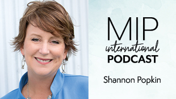 Moms in Prayer International Podcast - Shannon Popkin