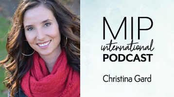 Moms in Prayer Podcast - Christina Gard Praying for mamas and babies