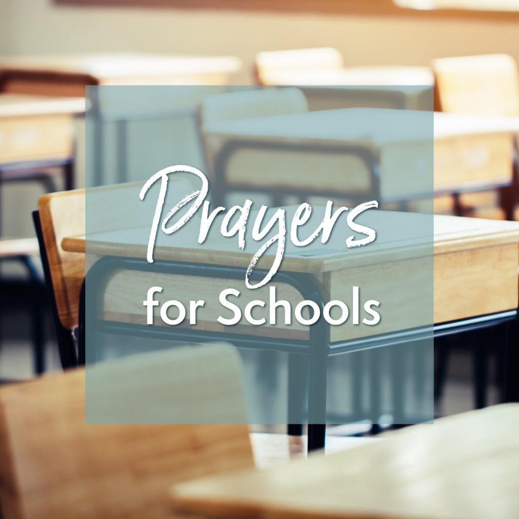 Prayers for Schools Moms Community