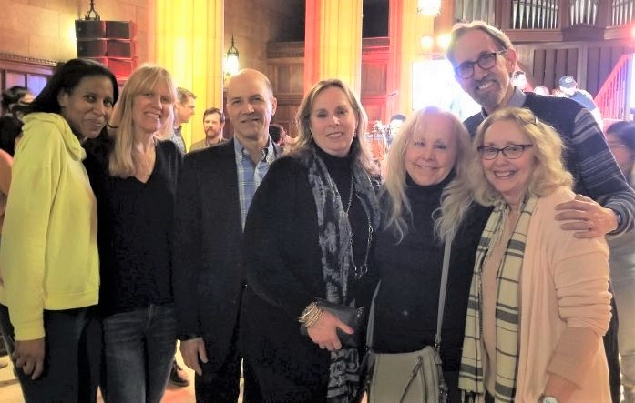 Yale parents and alumni pray for revival Moms in Prayer International