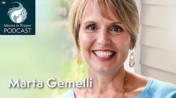 Marta Gemelli, Moms in Prayer Great Lakes Division Coordinator