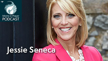 Christian Women author and speaker Jessie Seneca