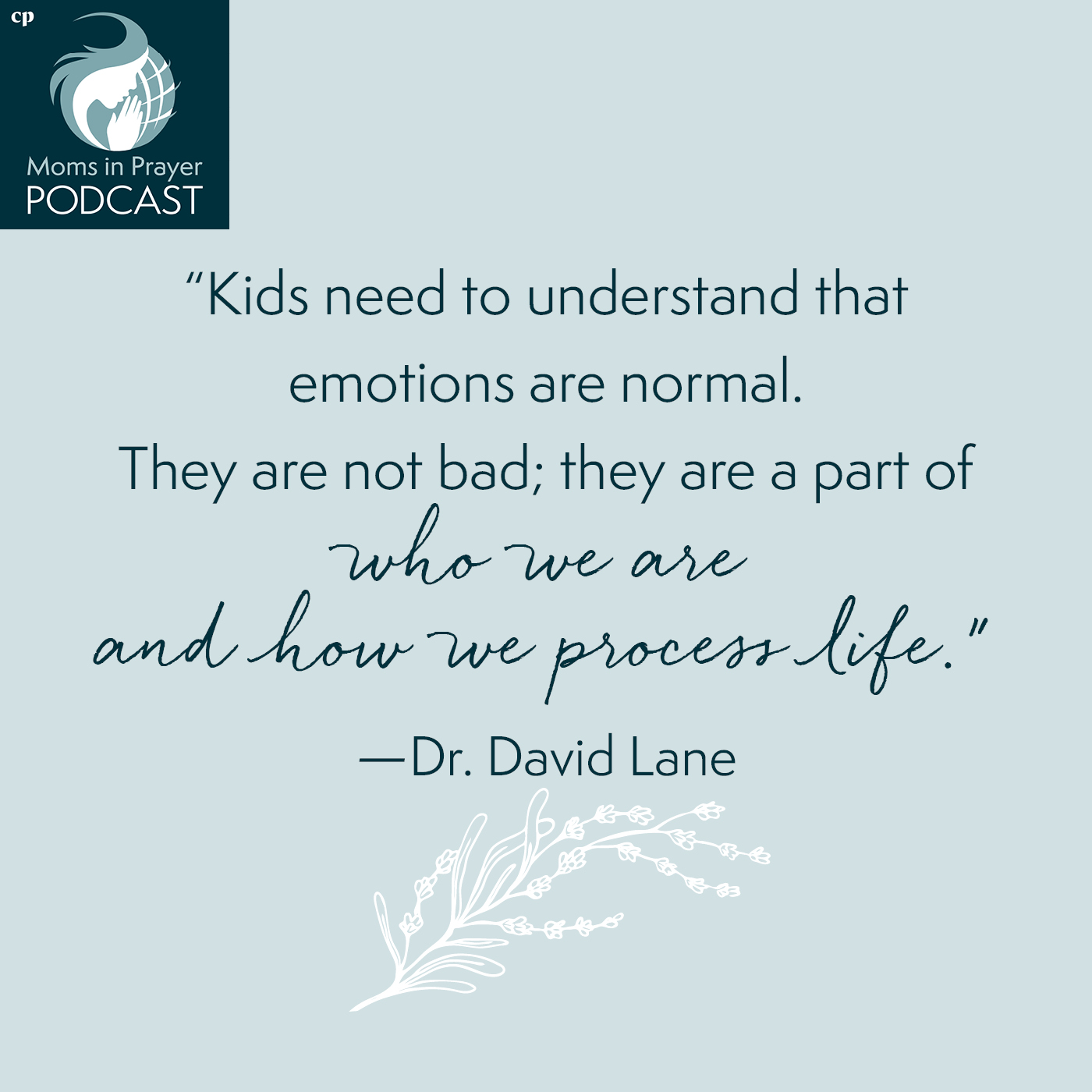 Kids understanding emotions through godly counsel
