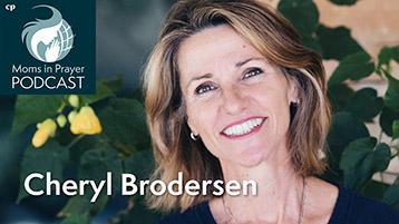 Cheryl Broderson Moms need Jesus' grace