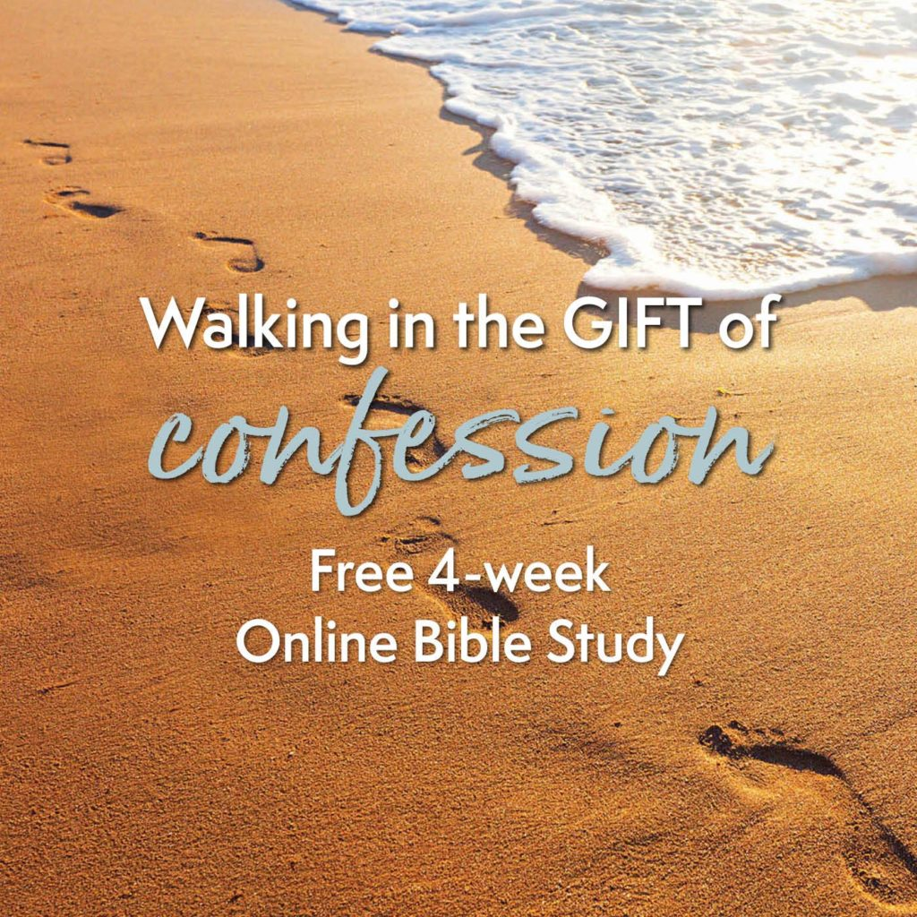 Free Online Bible Study Gift of Confession