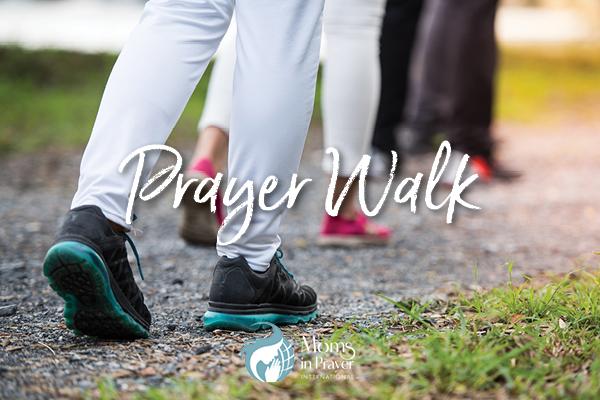 Prayer Walks for Schools