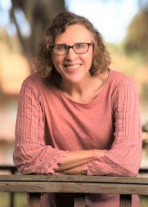 Sally Cressman, writer and Moms in Prayer mom